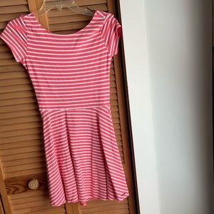 Cute stopped dress